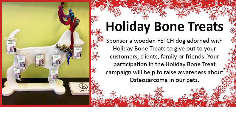 Holiday Bone Treats