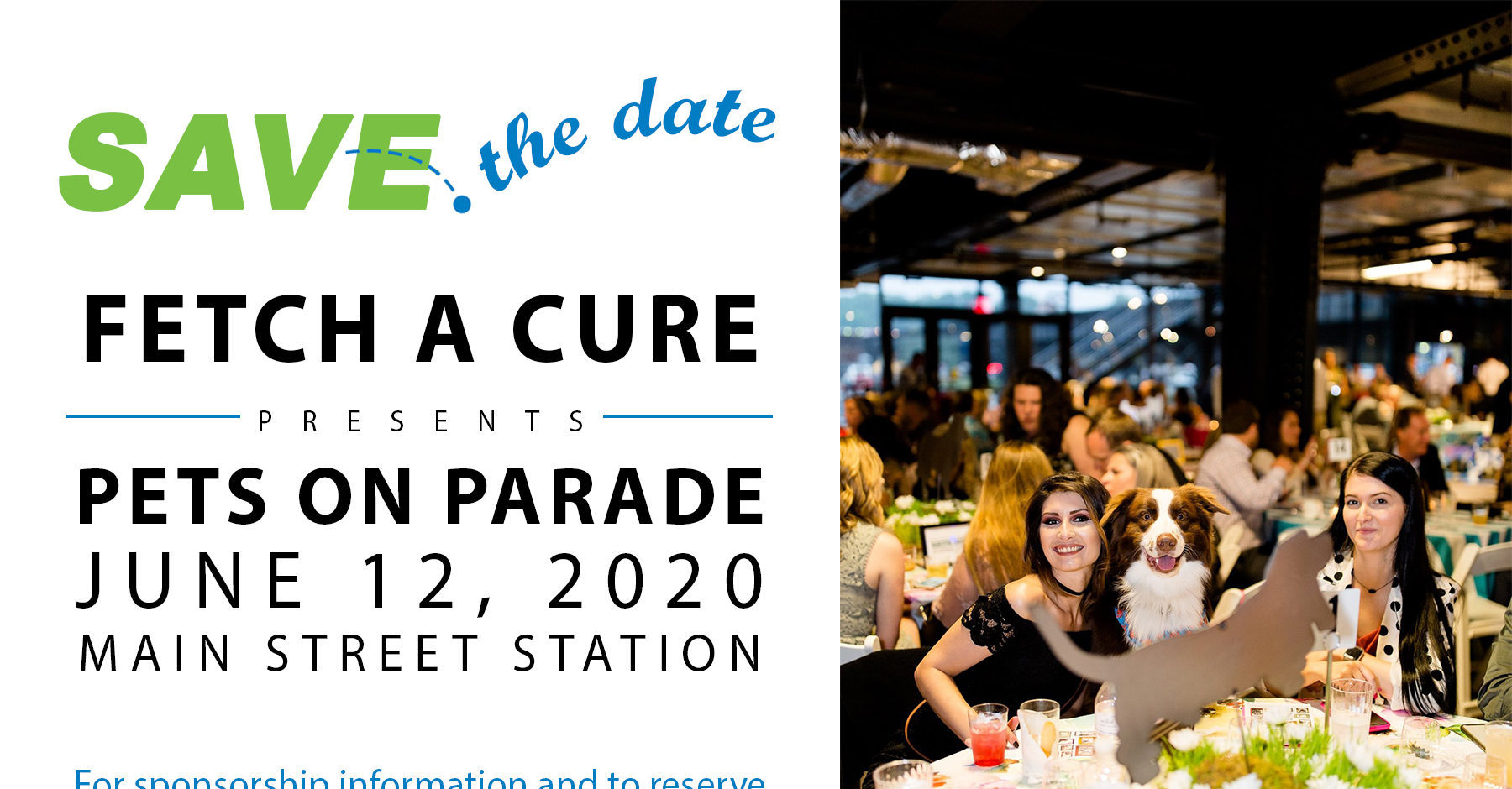 13th Annual Pets on Parade Benefit & Auction
